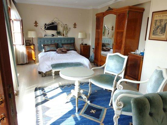Celal Sultan Hotel: スイートルーム