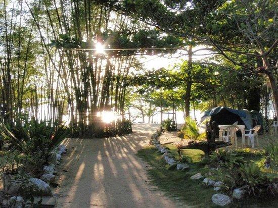 Parnaioca Beach: Camping da Janete