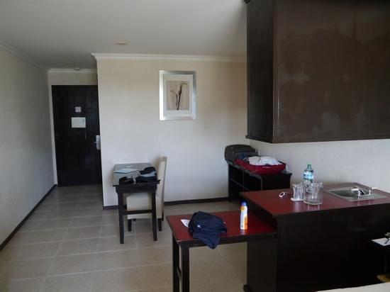 Ocean View Hotel: habitación