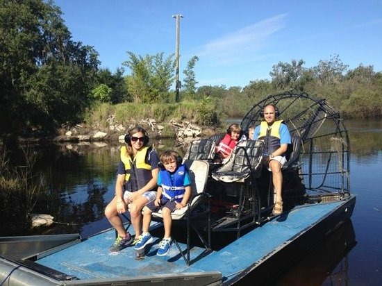 Peace River Airboat Tours Reviews