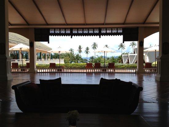 Sofitel Krabi Phokeethra Golf & Spa Resort: View from Lobby