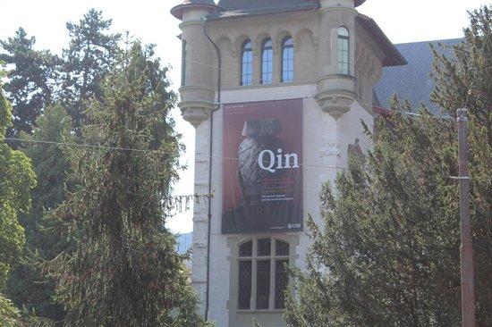 Bernisches Historisches Museum - Einstein Museum: Qin
