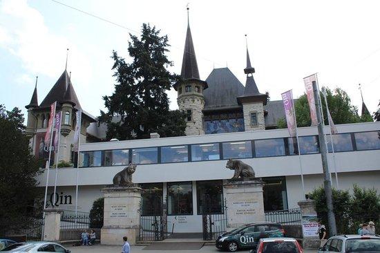 Bernisches Historisches Museum - Einstein Museum: entrata museo