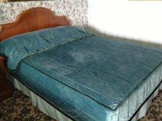 Nugget Casino Resort: Blue Velvet Bedspreads