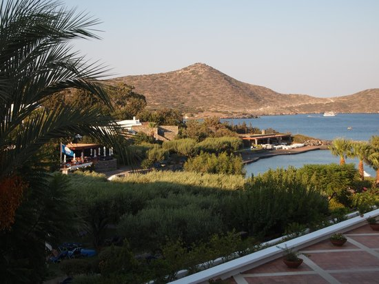 Elounda Bay Palace: View from room 324