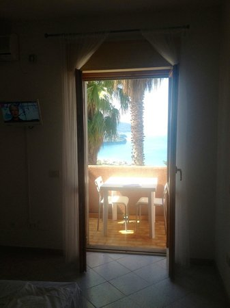 Le Terrazze Residence&Resort: panorama dalla camera