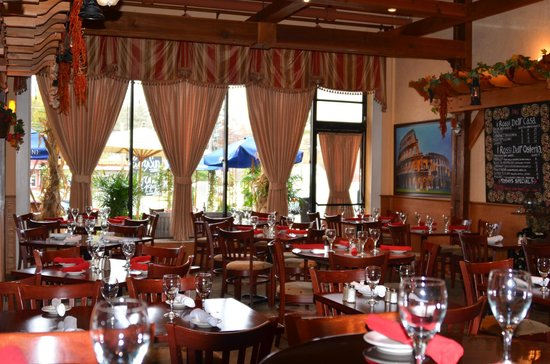 Norwalk, CT: Dining at Osteria Romana