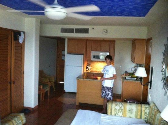 Club Regina Puerto Vallarta: Kitchen
