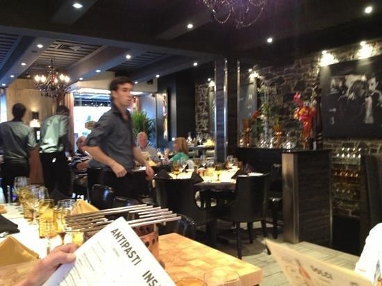 Bello Ristorante, salle à manger