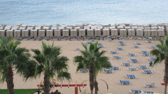 Savoy Calheta Beach : Vue de la chambre 419