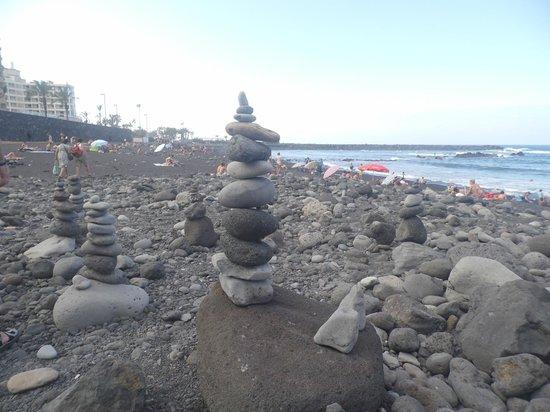 Palmeras Playa: playa