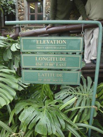 Great Rift Valley Lodge & Golf Resort: Life at the Equator at 7,000 ft1