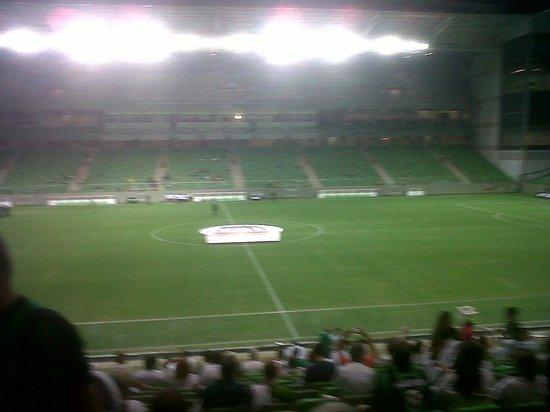Arena Independencia - Campo do America Futebol Clube MG