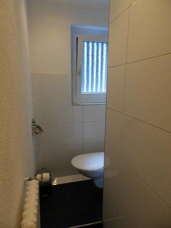 Hotel Sonnenberg: toilette