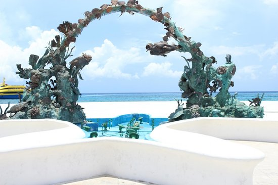 San Miguel : Reefs arc