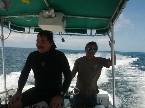 Pelagic Ventures: Alex and Hugo