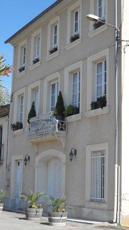 La Résidence du Château de Jouarres : le chateau