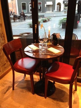 Brasseriet D'vine: perfekt spot til 2
