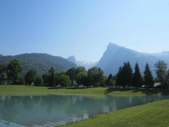 Le Berouze : Le criou (vue du Lac Aux Dames)