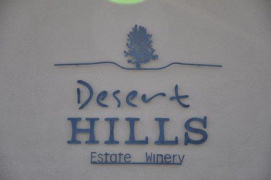 Desert Hills Estate Winery: Desert Hills Winery