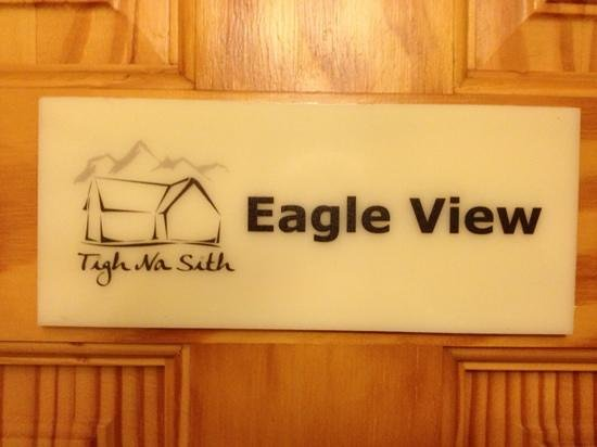 Tigh Na Sith Guest House: The Eagle `view `room