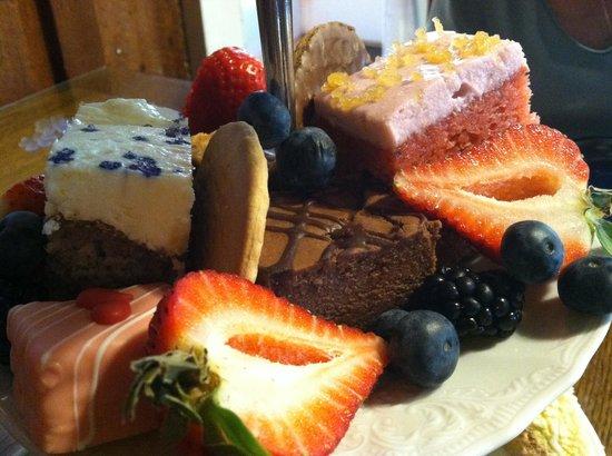The Tea Cozy: desserts