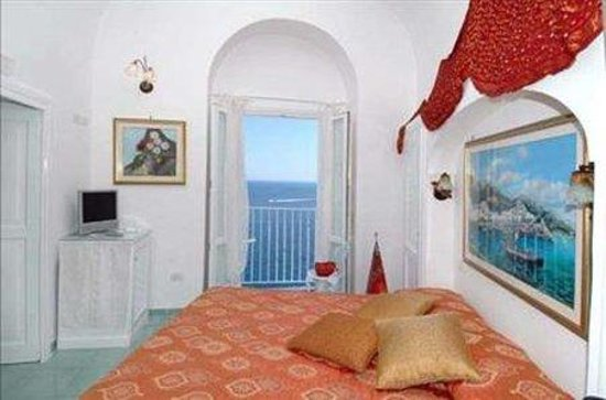Hotel La Ninfa : Room
