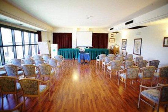 Cristallo Hotel Assisi: ConferenceRoom