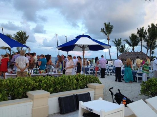 Ocean Reef Club: Grounds and pools