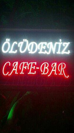 Oludeniz Cafe: Great bar!!!