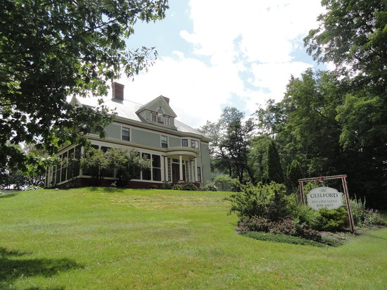 The Guilford Bed And Breakfast: Guilford B & B