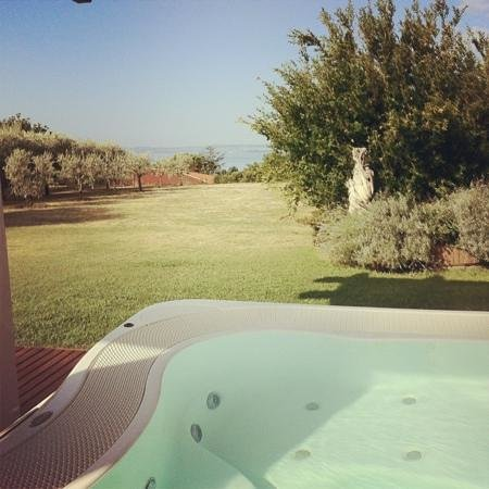 Quercia Belvedere Relais: relax.