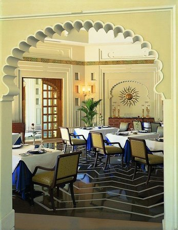 The Oberoi Udaivilas: Restaurant