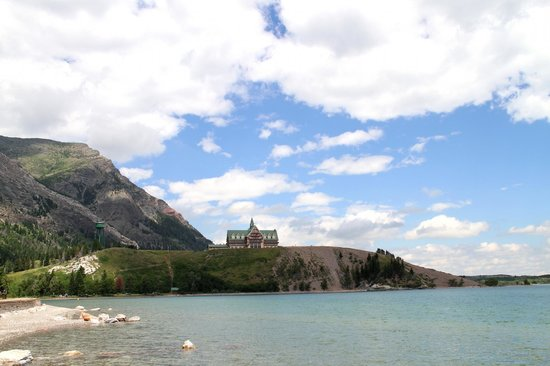 Waterton Glacier Suites : Prince of Wales Hotel