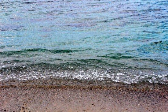 Lungomare Falcomata : mare di Reggio Calabria