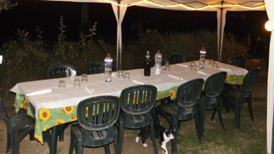 Maremma Mia : Une table d'hôtes ?????