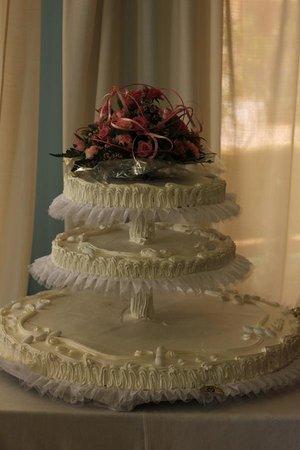L'Ostrica: la torta