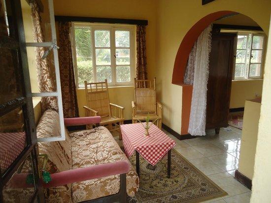 Hotel Muhabura : Appartment 3