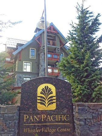 Pan Pacific Whistler Village Centre: pan pacific whistler village