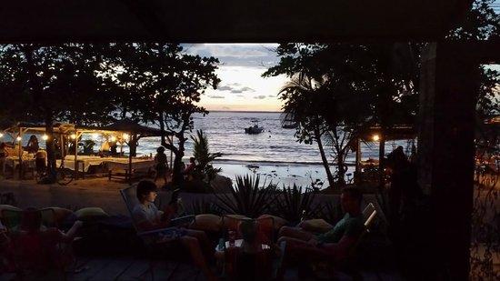 KOKi Beach Restaurant & Bar: View from our table