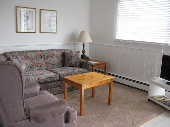 Banbridge Inn: living room