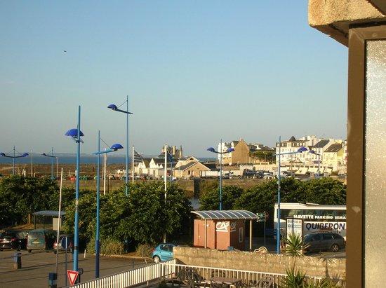 Hotel Albatros : vue depuis  la chambre