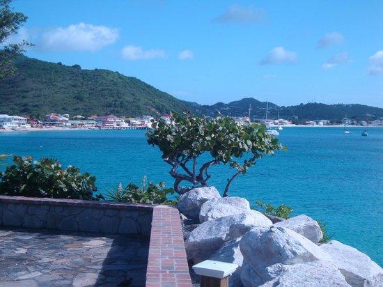Grand Case Beach Club: View