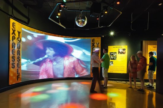 Express yourself dance floor picture of stax museum of american stax museum of american soul music express yourself dance floor solutioingenieria