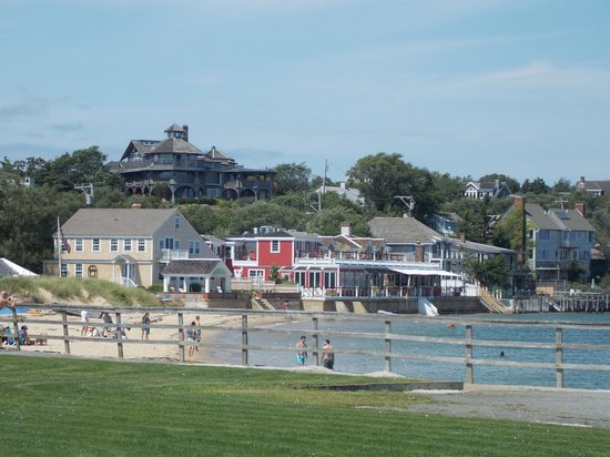 Provincetown Inn Resort & Conference Center: beach at hotel