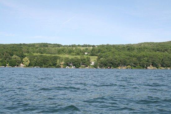 Lakeside Resort: The Lake