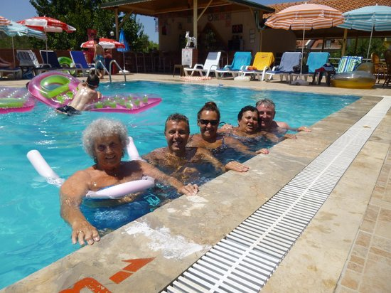 Hayat Apart Hotel: Cooling off!