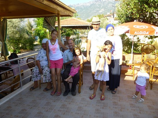 Hayat Apart Hotel: The Owners/family