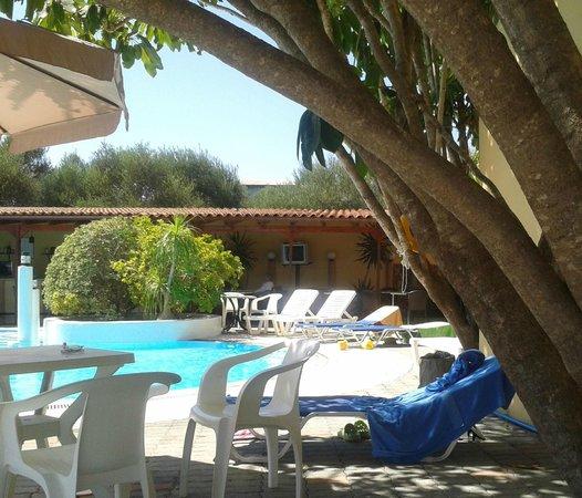 Hotel Pergamos Village: Pool