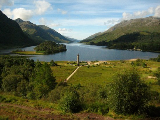 Ardarroch Cottage B&B: Glenfinnan Monument